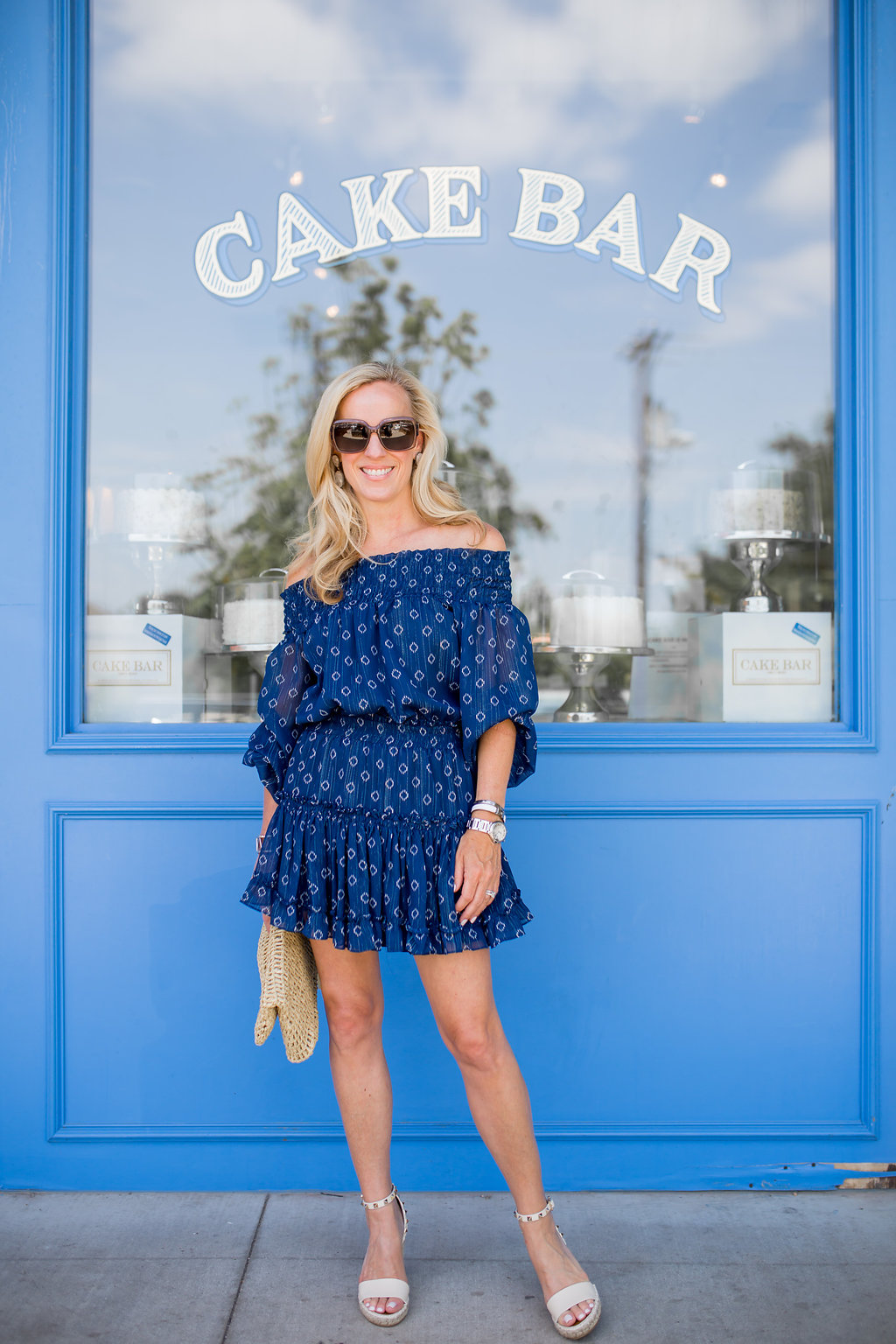 Style Trend: Off The Shoulder Dress