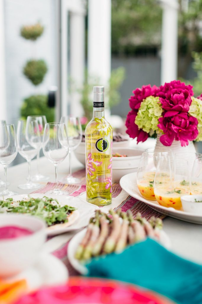 Easy and Elegant Summer Entertaining with Ecco Domani