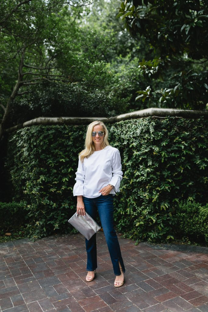 Casual Favorites | Updated Denim and a Great White Shirt
