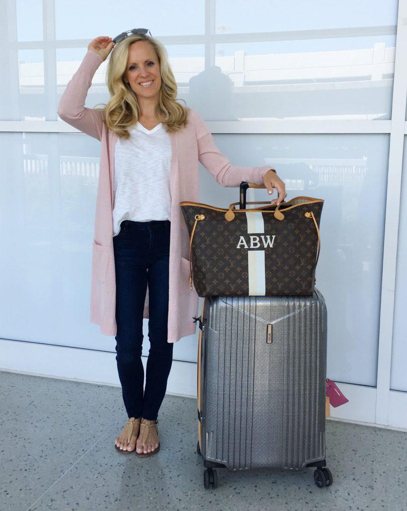 Blogger Travel looks