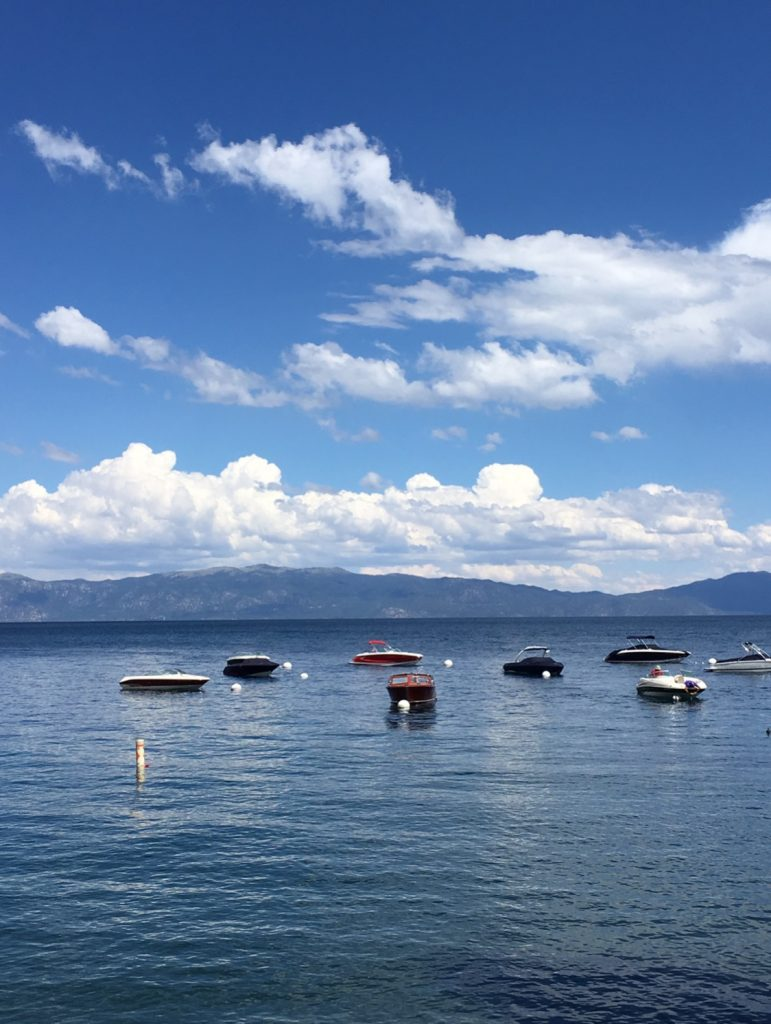Wanderlust Wednesday: Lake Tahoe