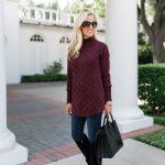 Alicia Wood, Dallas Fashion Blogger, Dallas Lifestyle Blogger, Talbot's 70th Anniversary Collection