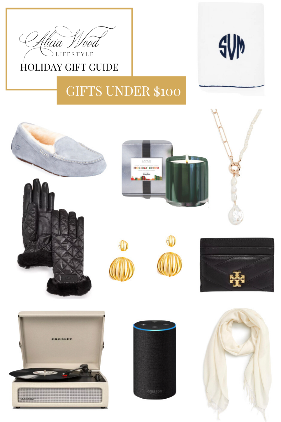 Gift Guide: Best Gifts Under $100, $50 and $25