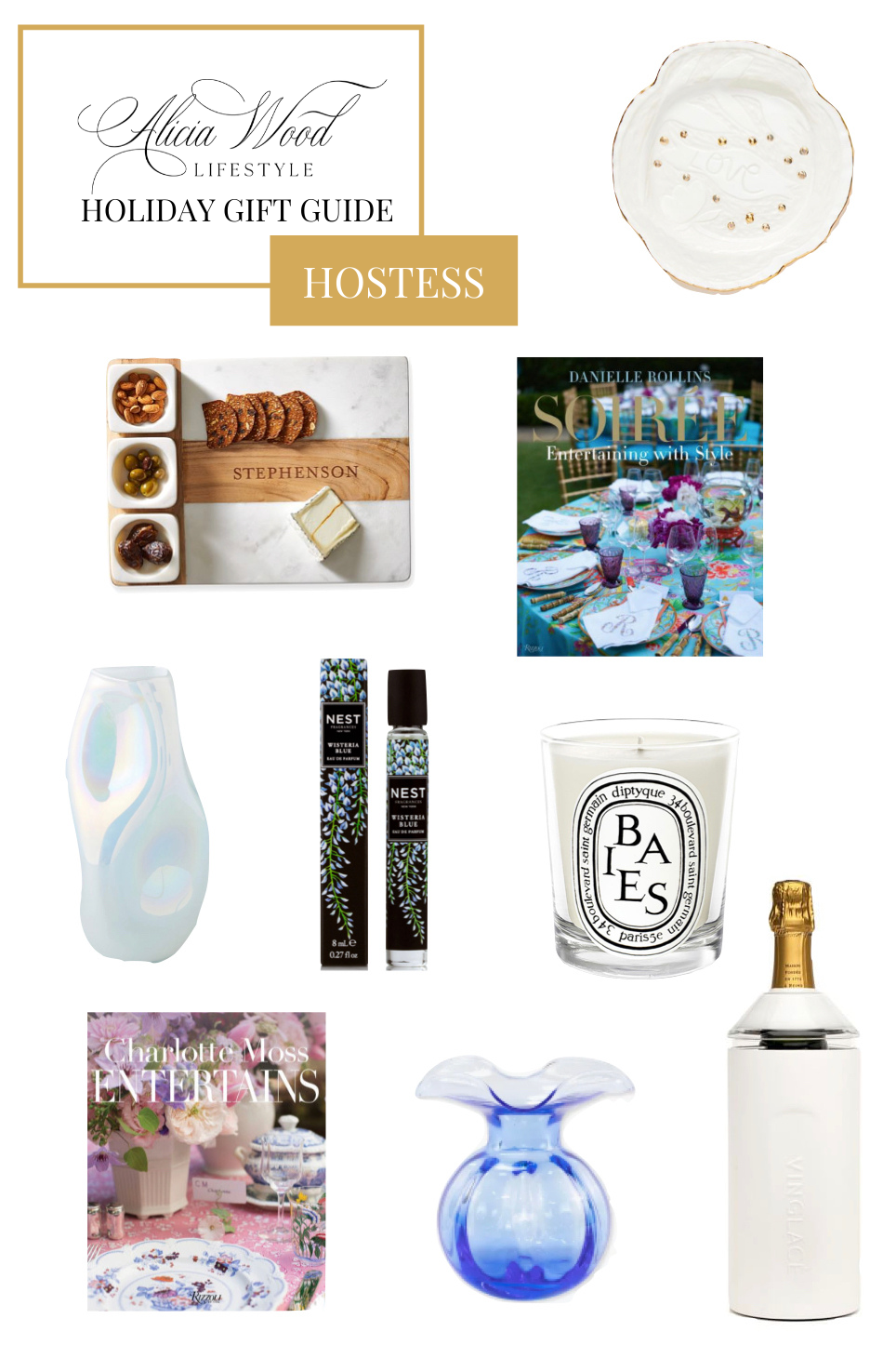 Best Hostess Gifts Alicia Wood Lifestyle