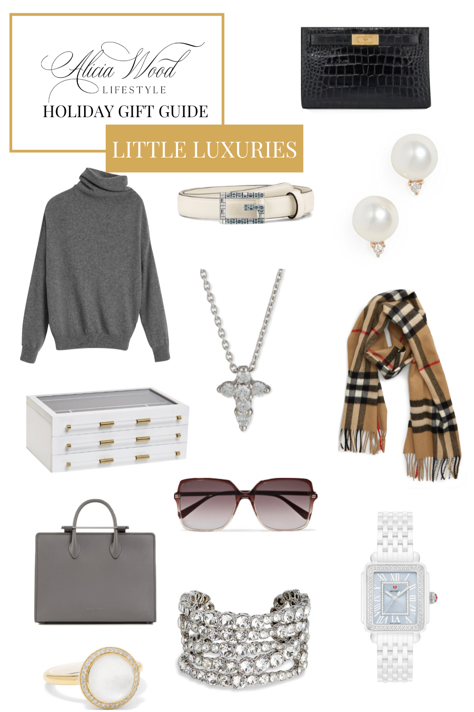 Gift Guide: Little Luxury Gifts