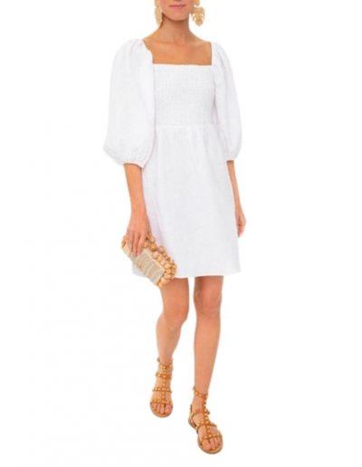 Tuckernuck White Dress