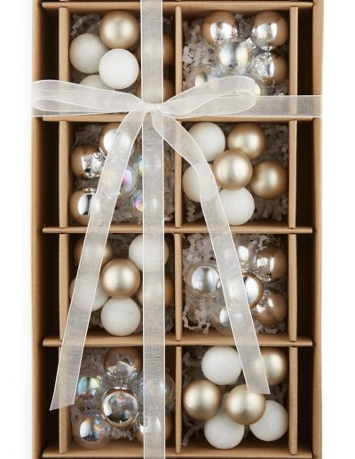Cluster Ornaments
