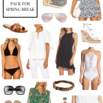 What To Pack For Spring Break in Mexico - What To Pack For a Beach Vacation