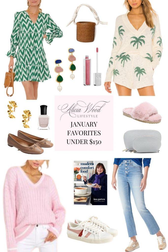 January Favorite Styles Under $150