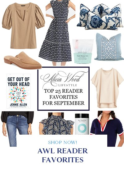 September 2020 Reader Favorites