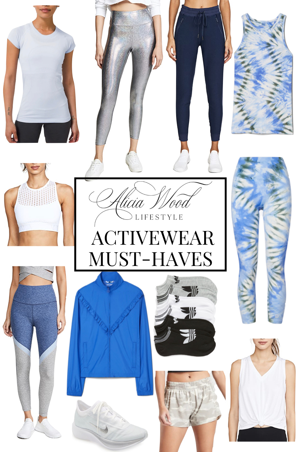 Creating the Habit of Exercise + Activewear Favorites
