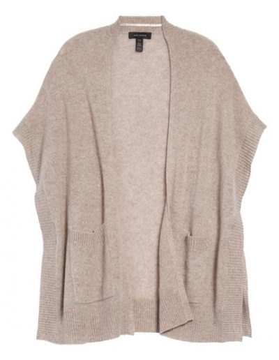 Tan Cashmere Sweater-Alicia Wood Lifestyle Fall Style