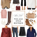 Alicia Wood Lifestyle Fall 2020 Style Boutiques