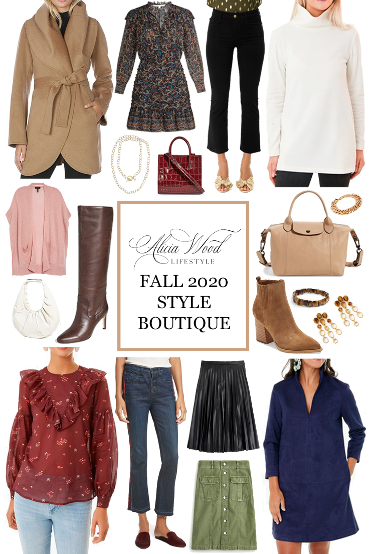 Seven Fall Trends | AWL Fall Style Boutique