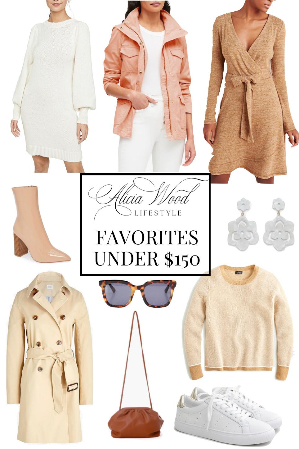 February Favorites Under $150