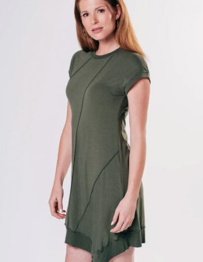 Green Southcott Threads Dress