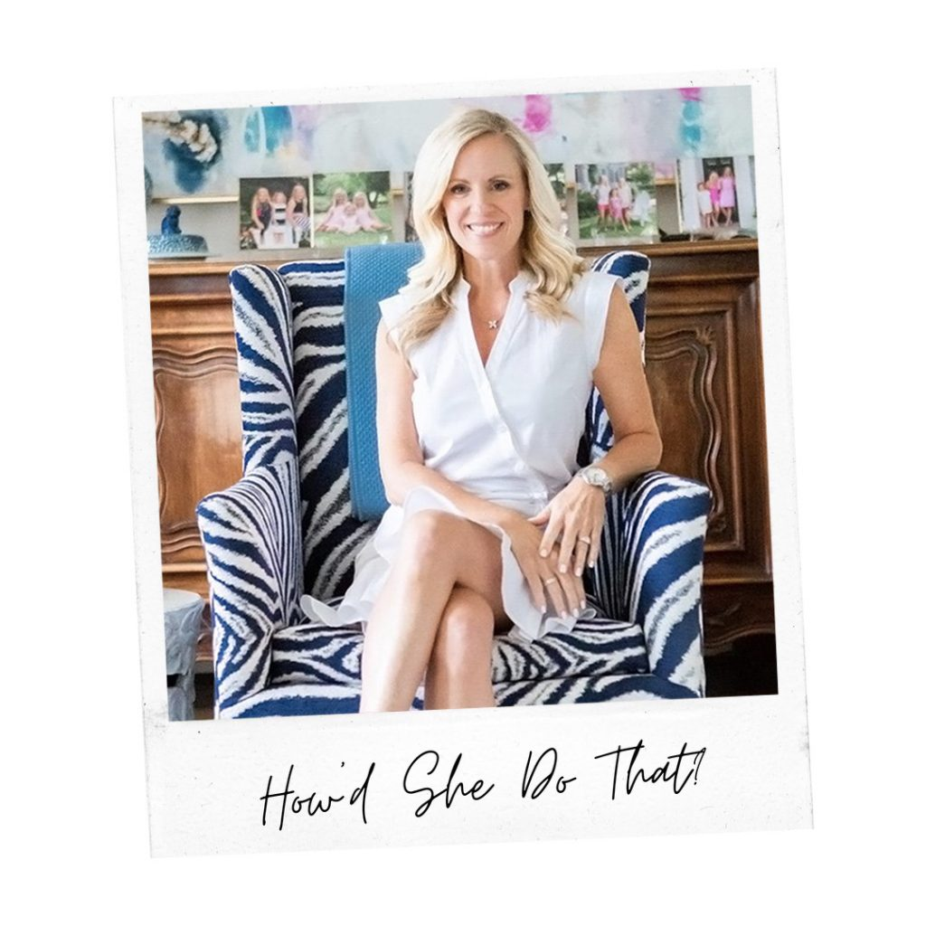 How'd She Do That Podcast Interview: Alicia Wood Lifestyle