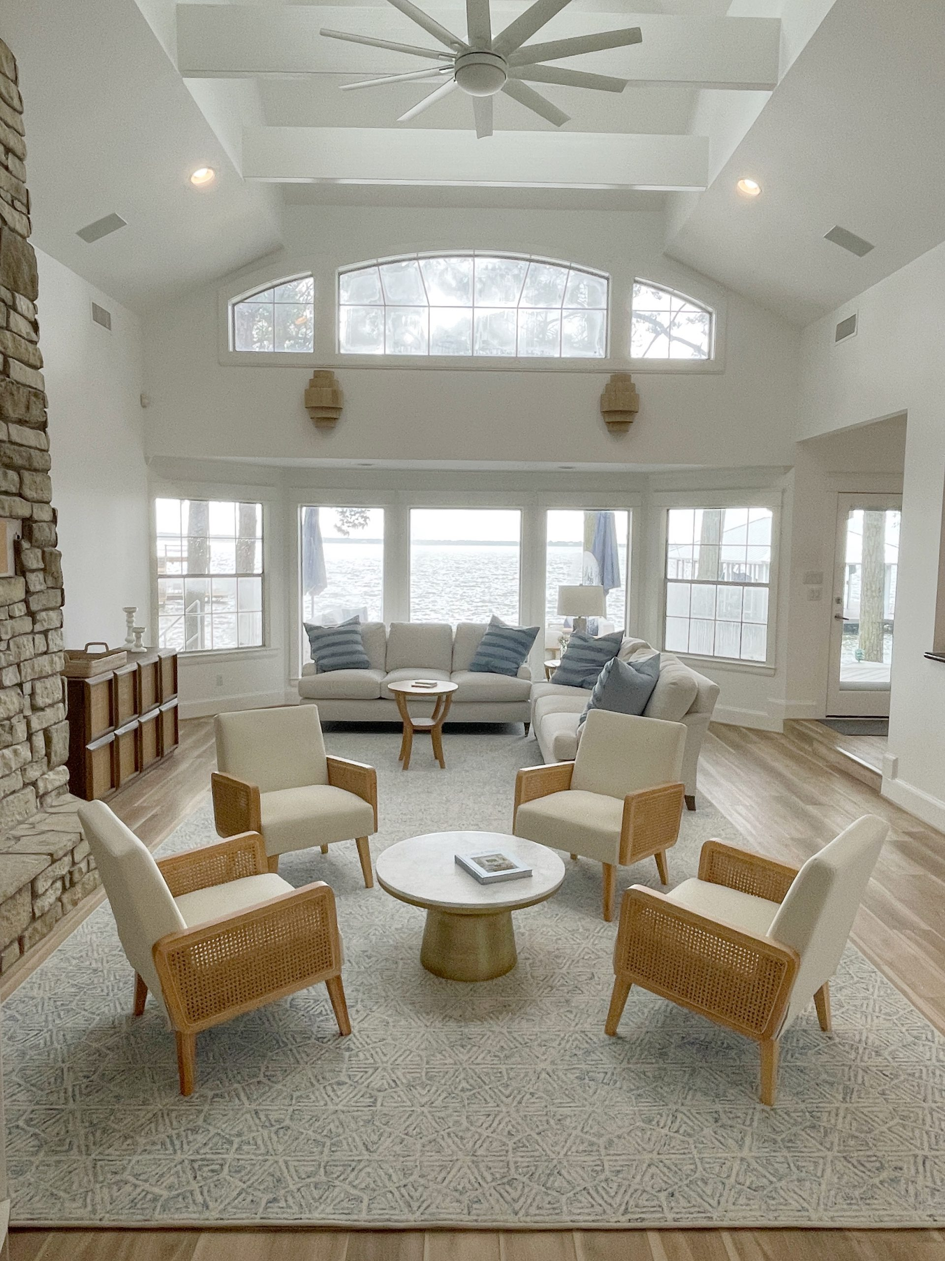 Cedar Creek Lake House Remodel, Alicia Wood Lifestyle