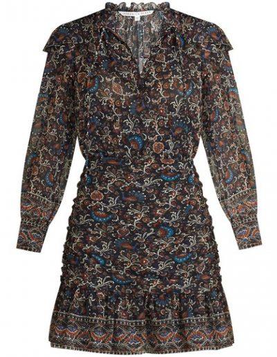 Veronica Beard Dress-Alicia Wood Lifestyle Fall Style