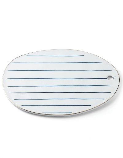 Lenox Blue Tray