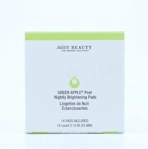 Juice Beauty Green Apple Peel Nightly Brightening Pads