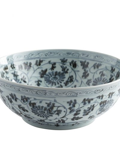 Wisteria Blue Bowl