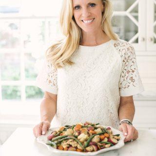 Alicia Wood, Dallas Lifestyle blogger, Dallas Lifestyle Expert, Dallas Fashion Blogger, Tyson Tastemakers, Tyson Tastemakers Review, Tyson Tastemakers Herbed Chicken and Farmstand Veggies