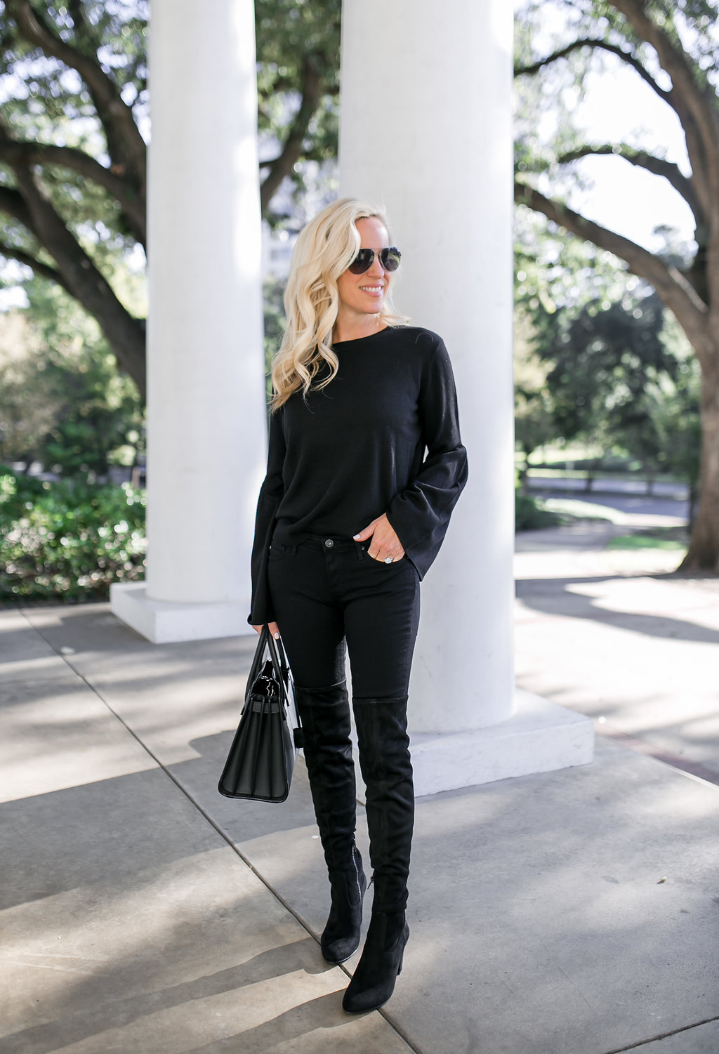 Over the Knee Boots | Ivanka Trump at Bloomingdales