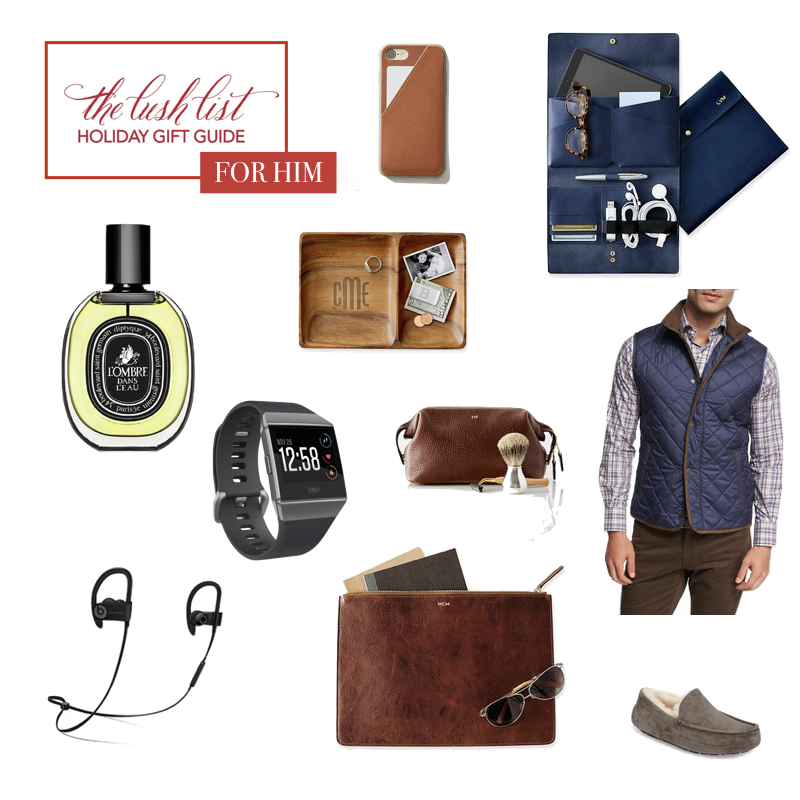 Gift Guide: Best Gifts For Him