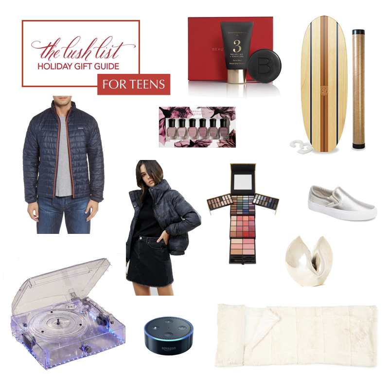 Gift Guide: Top 100 Gifts for Teens and Tweens