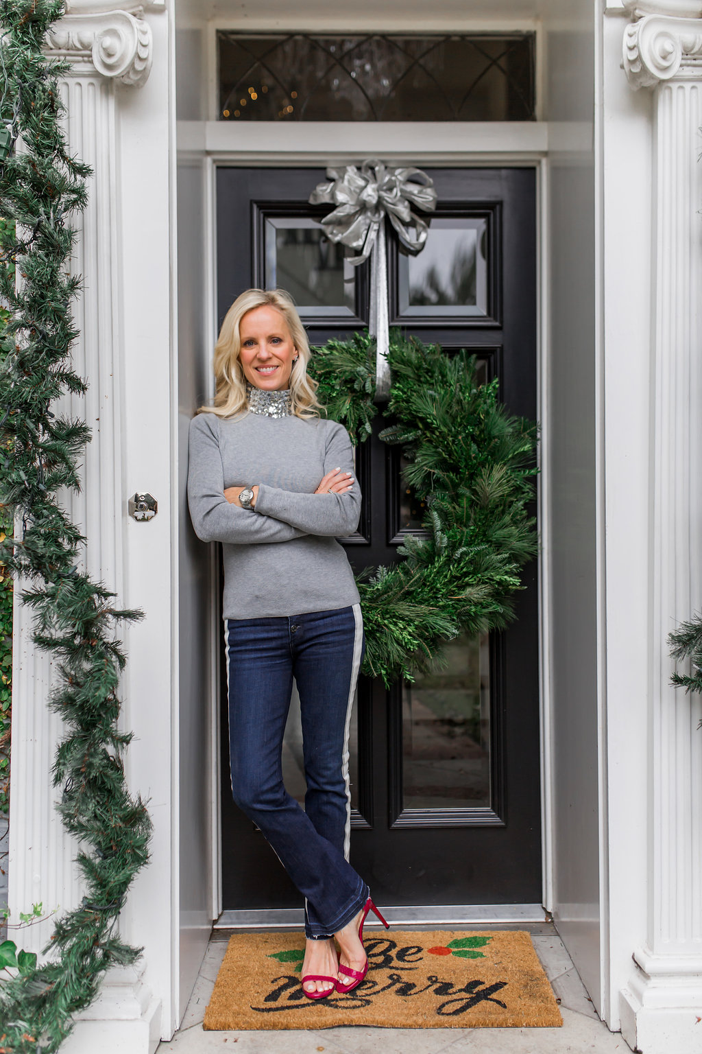 Alicia Wood, Dallas Lifestyle Blogger, Dallas Fashion blogger, Holiday Home Tour, My Home for the Holidays