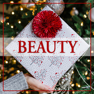 Beauty Products - Holiday Gift Guide