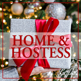 Home & Hostess - Holiday Gift guide