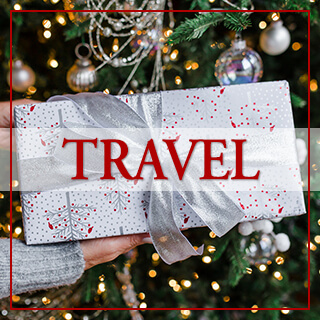 Travel - Holiday Gift Guide