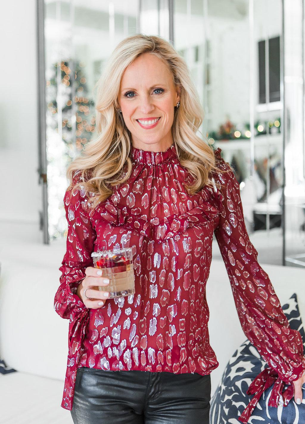 Alicia Wood, Dallas Lifestyle Blogger, Dallas Fashion Blogger, Jose Cuervo Golden Margarita