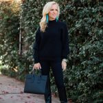 Alicia Wood, Dallas Lifestyle Blogger, Dallas Fashion Blogger, Bauble Bar Tassel Earrings, Saint Laurent Sac de Jour