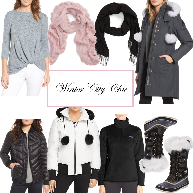 Winter City Chic