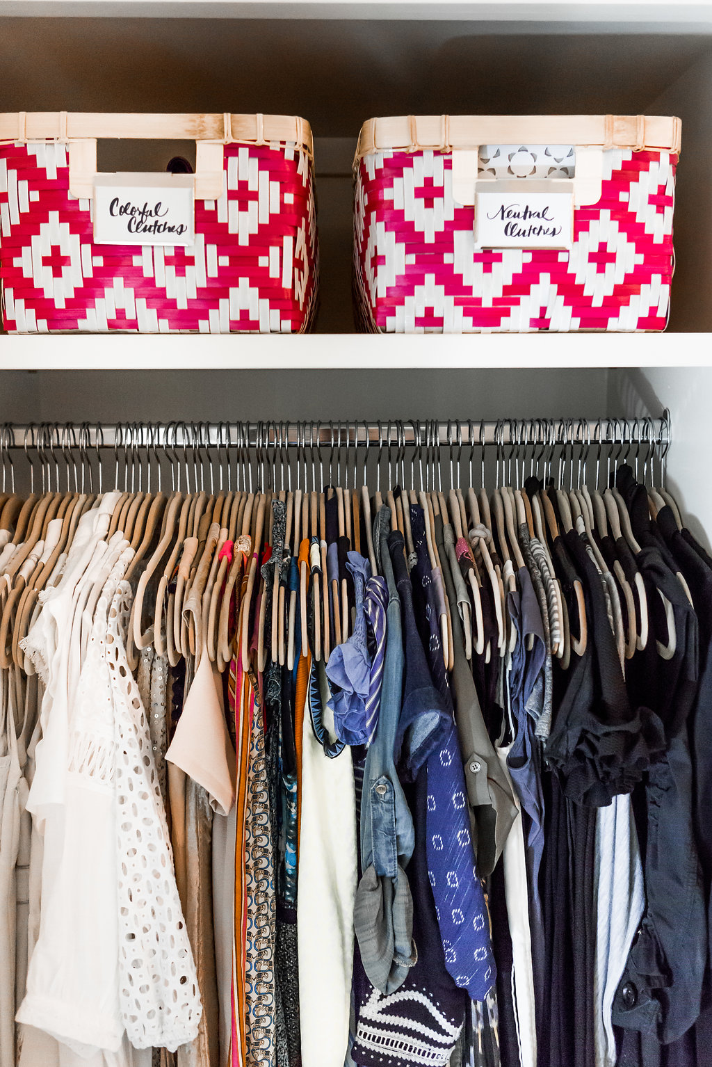 How to switch over your closet for the season