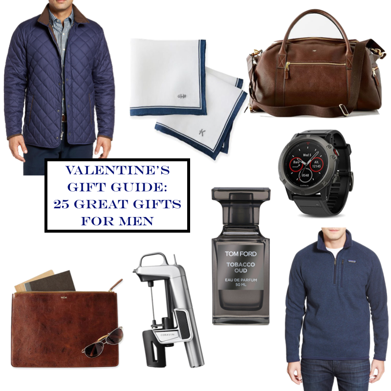 Valentine's Gift Guide: 25 Great Gifts for Men