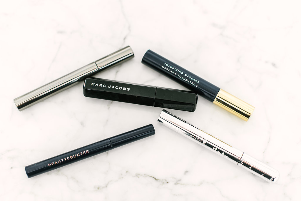 My Favorite Five: Clean Mascaras