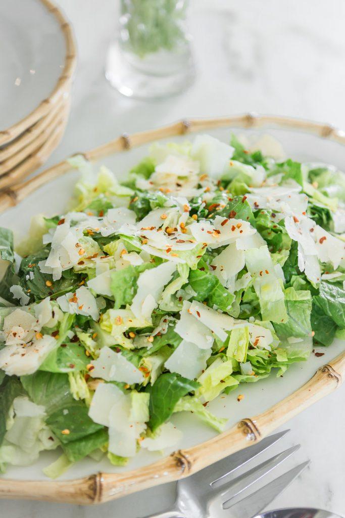 Spicy Spring Salad