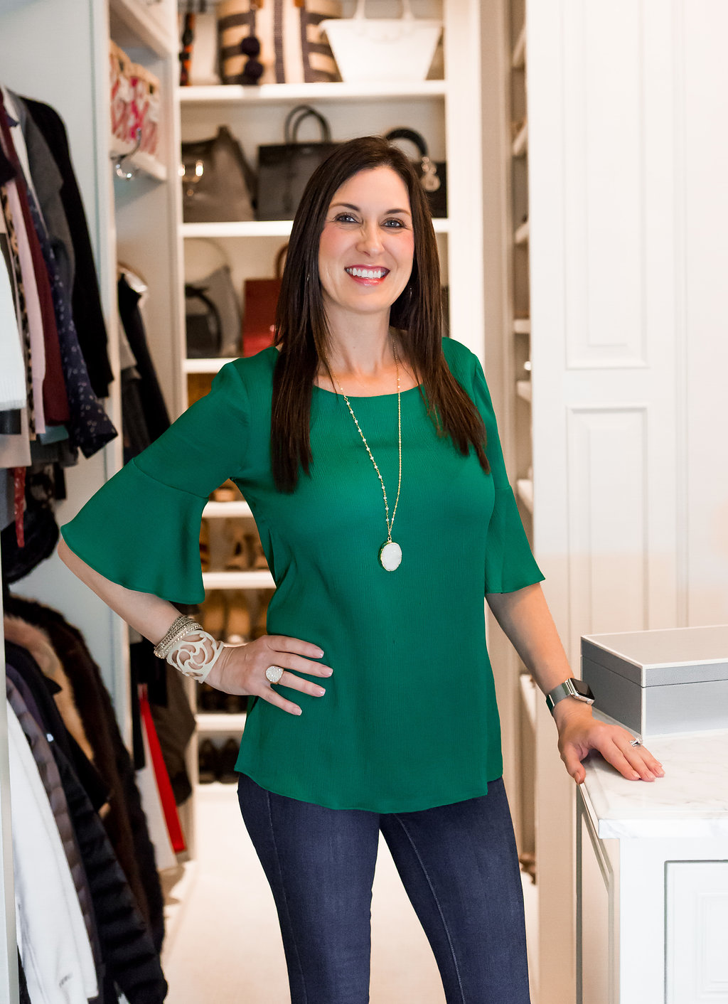 10 Tips to Organize Your Closet Like a Pro from Tonia Tomlin