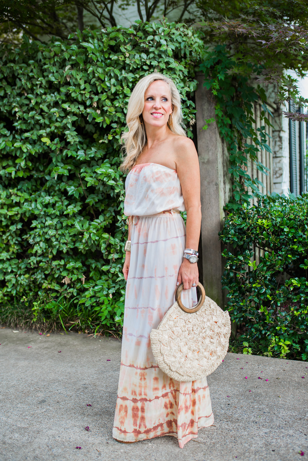Alicia Wood, Dallas Lifestyle Blogger, Dallas Fashion Blogger, Clotheshorse Anonymous, Gypsy05 Dress, Dallas Consignment, Kayu Circle Bag, Kayu Coco Bag