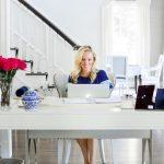 Alicia Wood, Dallas Lifestyle Blogger, Dallas Fashion Blogger, Dallas Home Blogger, Home Office, Home Office Organization
