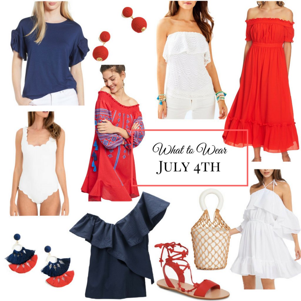 What to Wear July 4th and Beyond