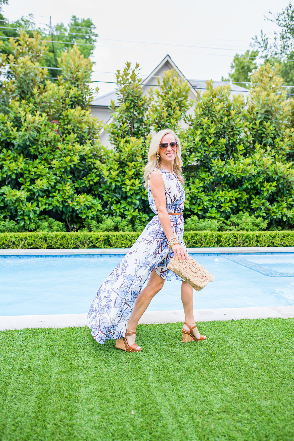 Double Duty: How to Wear A Dress as Cover Up
