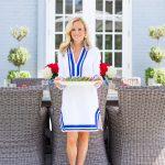 Alicia Wood, Dallas Lifestyle blogger, Dallas Fashion blogger, Best July 4th Menu