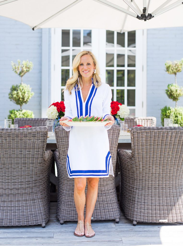 Alicia Wood, Dallas Lifestyle blogger, Dallas Fashion blogger, Best July 4th Menu