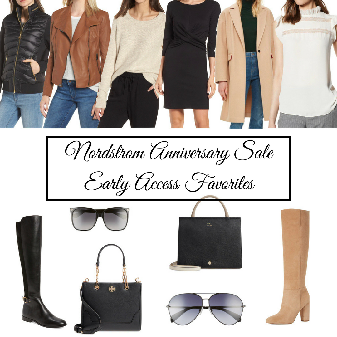 Best of Nordstrom Anniversary Sale Early Access!