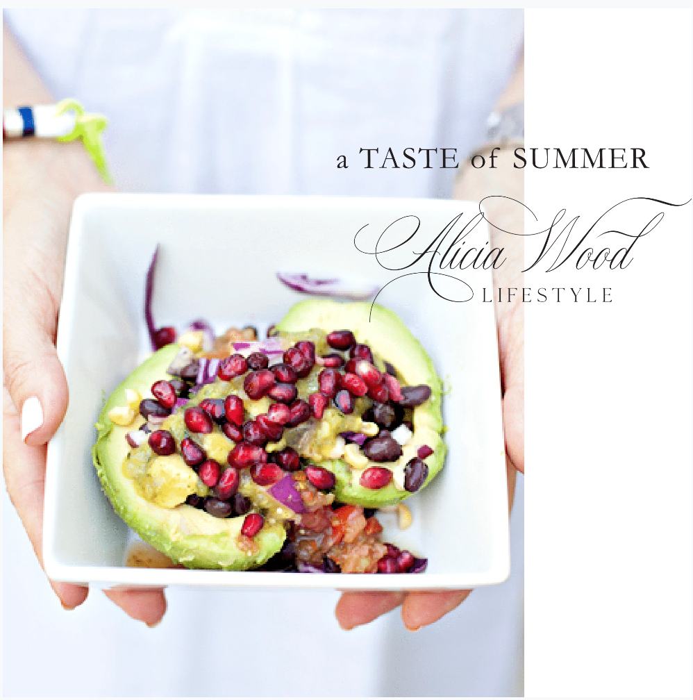 Taste of Summer: My New Summer Recipe eBook